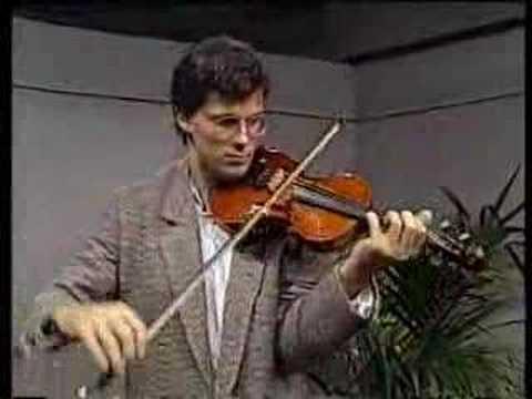 """Jamaican Rumba"" from Arthur Benjamin, Rudolf Koelman violin"