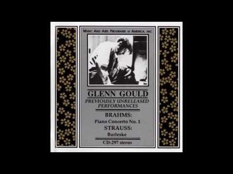 Glenn Gould live concert performances (1962)
