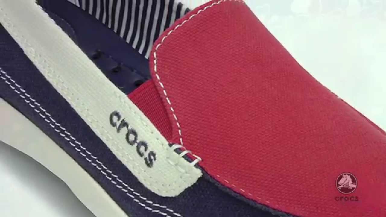 Crocs Walu Canvas Loafer Women