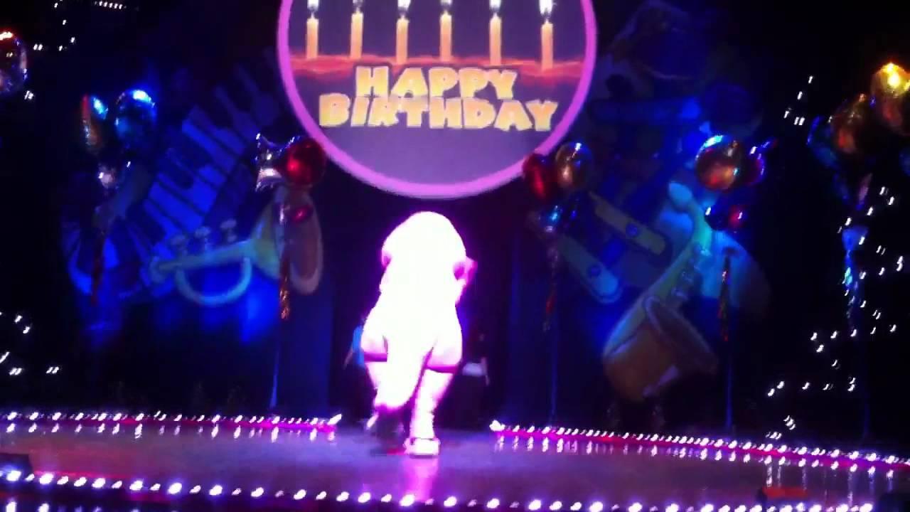 Barney Birthday Bash I Love You YouTube - Barney live in concert birthday