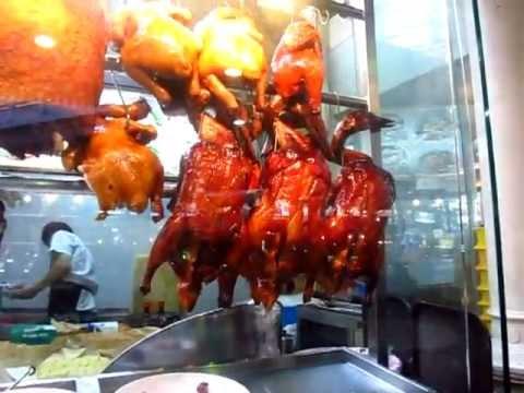 Lau Pa Sat Singapore's First Wet Market Hawker Food Satay Seafood Laksa Chili Crab - Phil in Bangkok