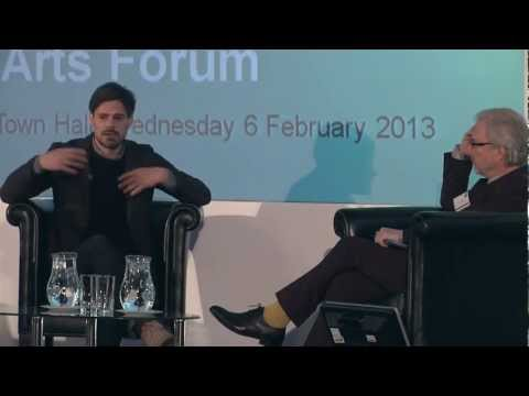 Digital R&D Forum: conversation with James Davis, Programme Manager, Google's Cultural Institute