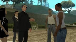 GTA San Andreas - Walkthrough - Mission #35 - Wu Zi Mu (HD)