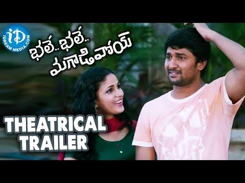 Bhale Bhale Magadivoy Movie Theatrical Trailer - Nani | Lavanya Tripathi | Maruthi