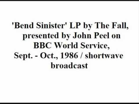 The Fall - Bend Sinister LP, presented by John Peel Mp3