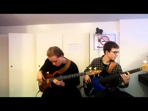 BachOnBass - Invention In C Minor (Billy Joel)