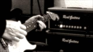 Realguitars RG 80 Amp & Realguitars Custom Strat-Style Guitar