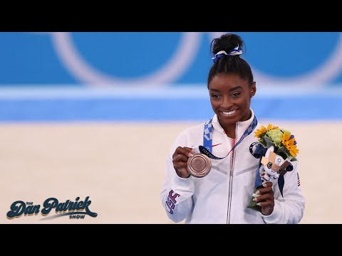Could Simone Biles Compete In The 2024 Olympics? Mike Tirico Discusses | 08/03/21