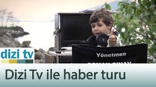 Dizi Tv ile haber turu - Dizi Tv 591. Bölüm