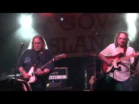 Warren Haynes & Sonny Landreth - Death Letter Blues - Island Exodus 6
