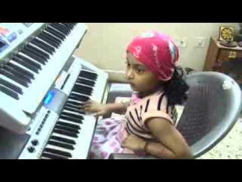 Lakdi ki Kathi Keyboard piano Niranjanaa(Raima) - YouTube