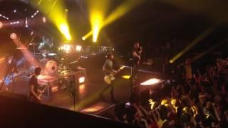 All Time Low - Cinderblock Garden - Cardiff Uni 11.03.17