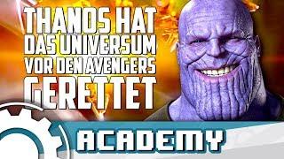 Thanos hat das Universum vor den Avengers gerettet! [ENDGAME THEORIE]