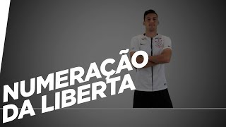 Numeração do Timão para Libertadores! thumbnail