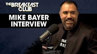 Life Coach Mike Bayer On Being Your Best Self, Battling Anti-Self, His New Book + More