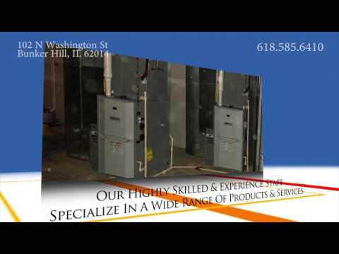 HVAC Repair Company in Bunker Hill, IL | Turney's Heating & Cooling, Electrical & Plumbing