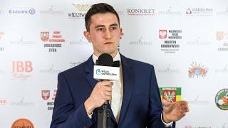Sportowiec Roku 2019: Michał Grabowski czwarty w głosowaniu czytelników