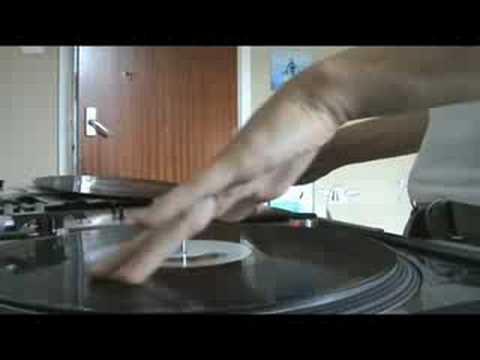 DJ Short-e (UK) Practice Cuts over Mark Ronson Ooh Wee
