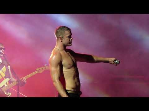Rise Up Imagine Dragons Evolve Tour at Blossom Music Center