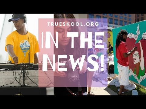 TRUE Skool featured on the cbs news
