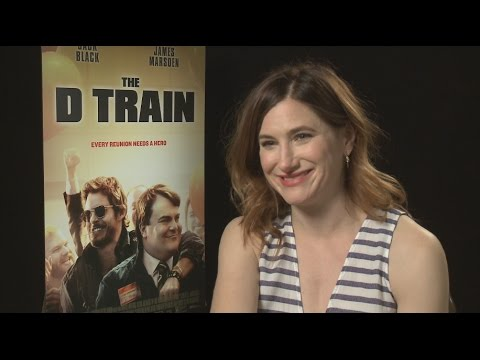 Kathryn Hahn Talks THE D TRAIN, THE VISIT and PARKS & REC
