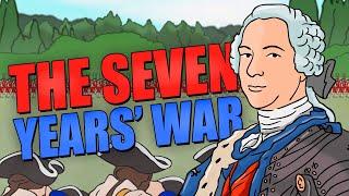 Seven Years' War: Episode 1/2   Animated Mini-Documentary