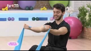 Ebru Şallı İle Pilates Egzersizleri 9.Bölüm