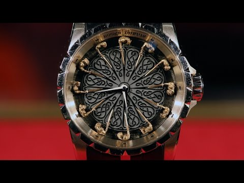 Roger Dubuis: Avant Garde Watchmaking with CEO Jean-Marc Pontroue