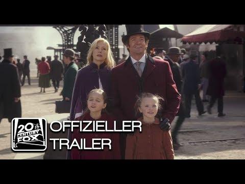 Greatest Showman   Offizieller Trailer   German Deutsch HD (2018)
