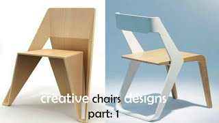 Creative Chair Designs
