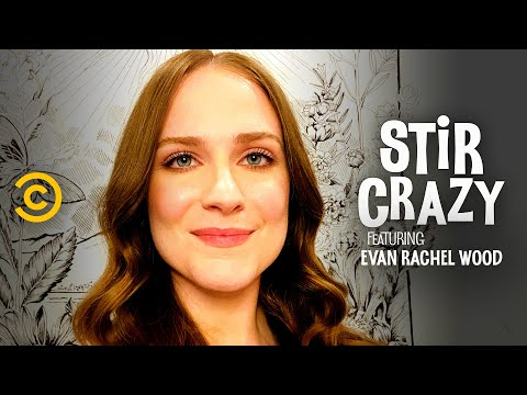 "Evan Rachel Wood's Favorite Dolores-isms from ""Westworld"" - Stir Crazy with Josh Horowitz"