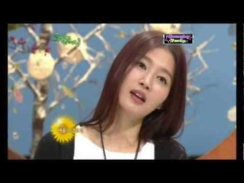 121206 Bravo My Life - Hwangbo sing Christian's song