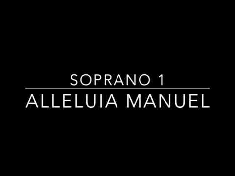 Alleluia Manuel - S1
