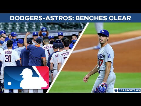 What Joe Kelly apparently said that sparked the Dodgers and Astros ...