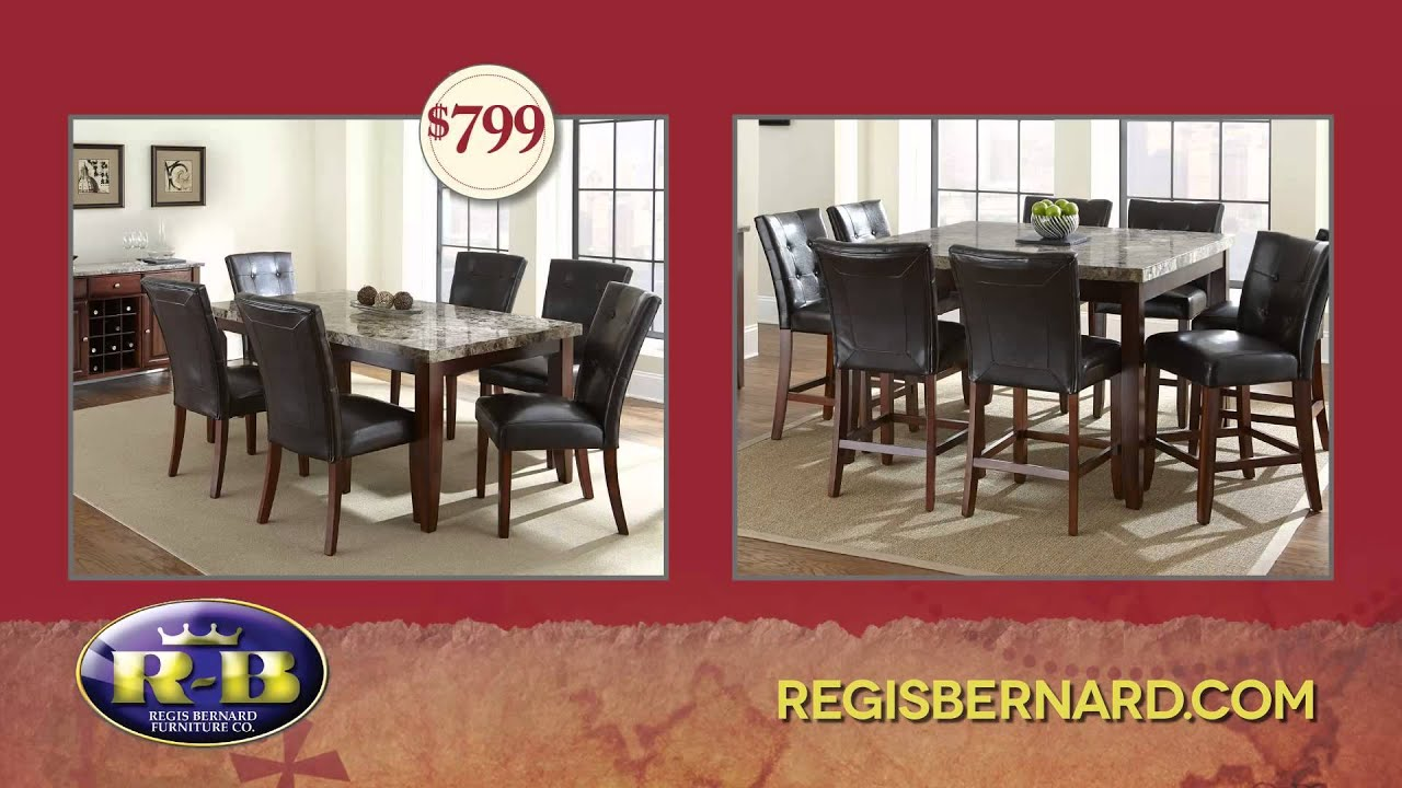 Regis Bernard Columbus Day Sale