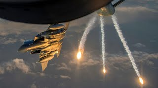 US bombs pro-Iran militant group in Iraq, Syria in retaliation for rocket attack