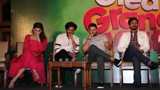 Great Grand Masti  Leaked Movie Full Press Conference | Vivek Oberoi, Ritesh Deshmukh | Part 1