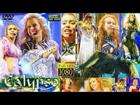Banda Calypso Pelo Brasil (DVD Completo + Making Of + Fotos) HD 1080p