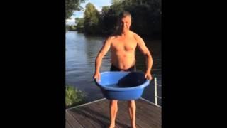 """CHTV """"Ice Bucket Challenge"""" - Celles OB Mende soll baden gehen"""