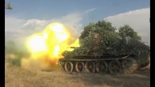 Battles for Syria   June 18th 2019   Images from Northern Hama Front