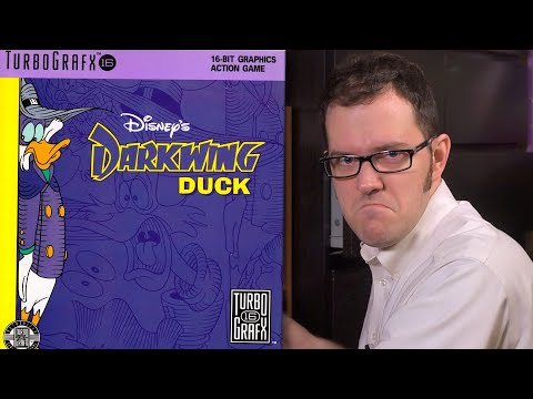 Darkwing Duck (Turbografx 16) - Angry Video Game Nerd (AVGN)