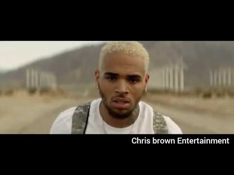 Chris brown - Don't check on me ft. Justin bieber, and Ink (Music video)
