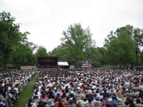 At Oberlin College in Ohio, First Lady Addresses Graduates on Memorial Day
