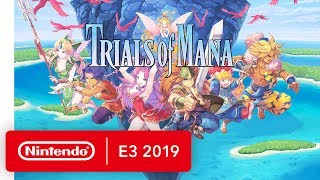 Trials of Mana - Nintendo Switch Trailer - Nintendo E3 2019