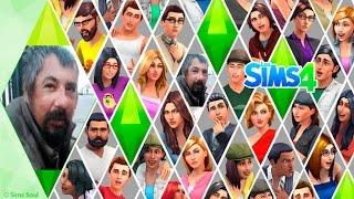 Sims 4 Бомж или как играть бомжом(Официальный сайт - http://lobachok.ru/ Группа Вконтакте - http://vk.com/lobachok., 2014-10-21T07:44:24.000Z)