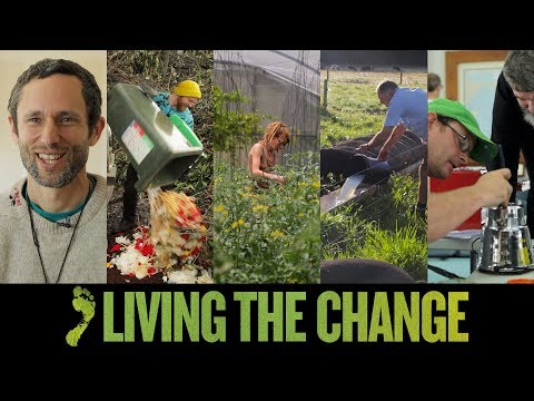 Living the Change (2018) - Official Documentary Trailer