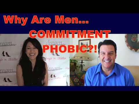 Dating commitment phobic man