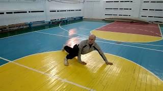 """Обучение очень древнему целительному упражнению """"Ящерка""""(У  Строганова О.П.- более 100 вариантов)."""