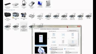 Ricoh SG 3110DN Printer: Color Adjustment -