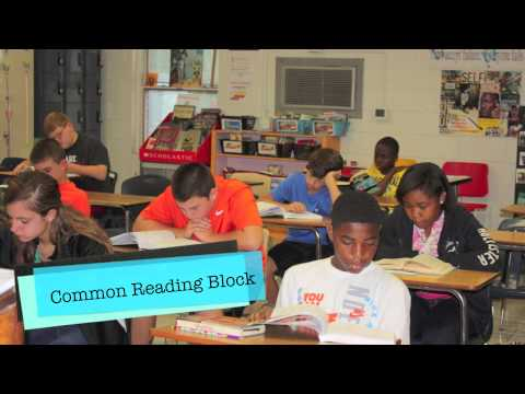 Bamberg Ehrhardt Middle School: Helping our student achieve